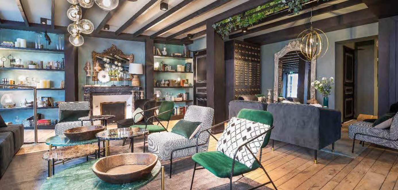 Maisons Du Monde Hotel Suites Ouvre Ses Portes Tendancehotellerie
