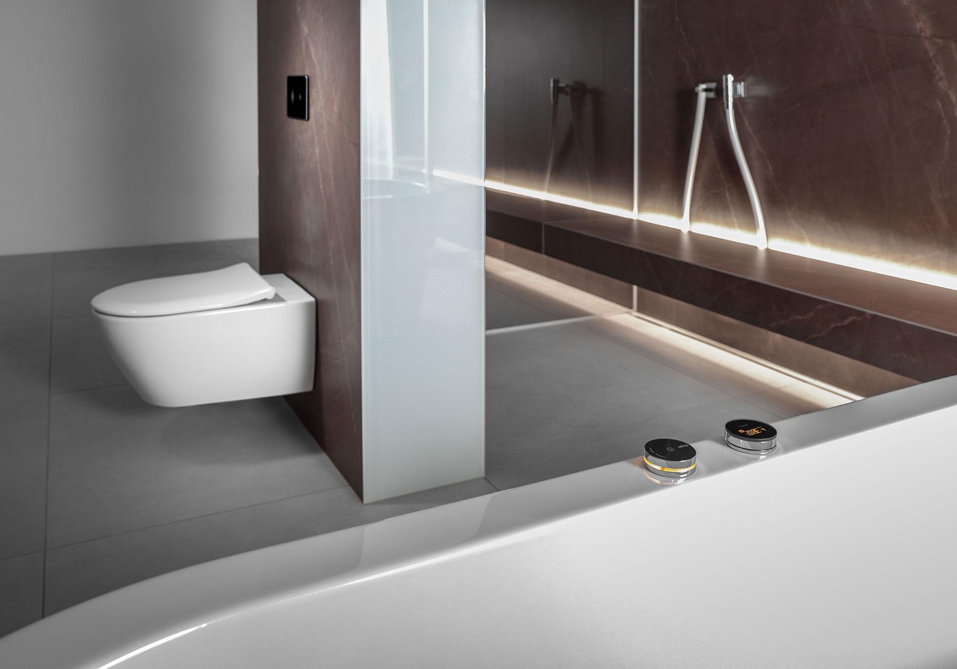 Nouvelle tendance : la salle de bains technologique ...