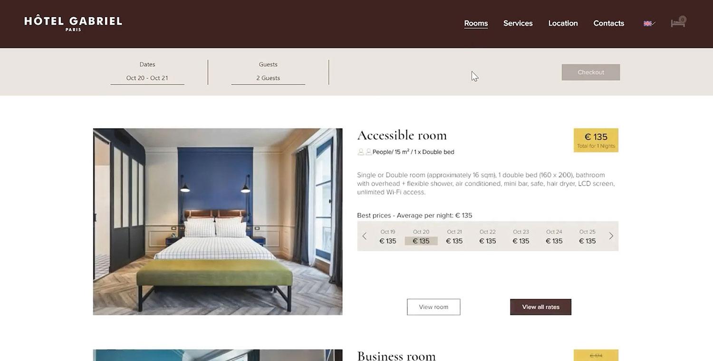 En lançant Fusion, D-EDGE propose aux hôteliers un site offrant une nouvelle expérience de navigation, un parcours d'achat aussi simple que ceux des plus grands acteurs e-commerce.