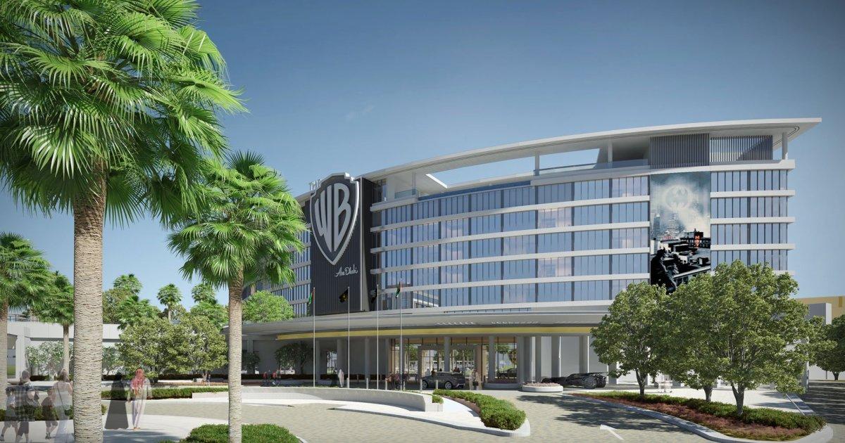 Ouverture du premier hôtel Warner Bros au monde en 2021 à Abu Dhabi – TendanceHotellerie