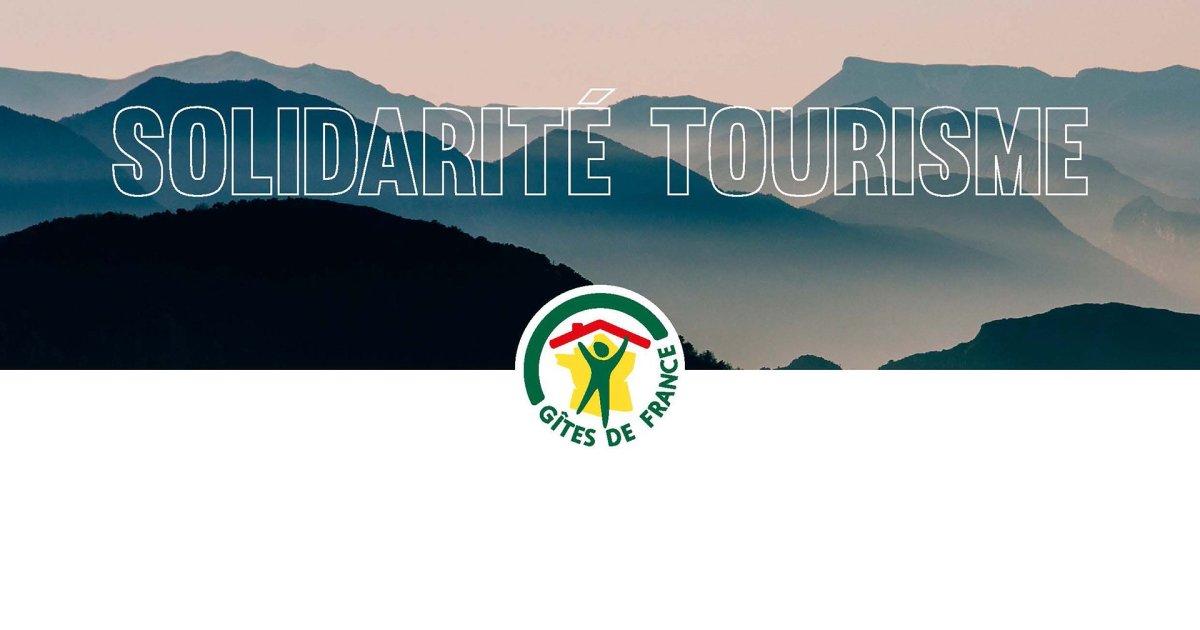 Tourisme solidaire: Gîtes de France soutient les propriétaires de gîtes durement touchés par la tempête Alex