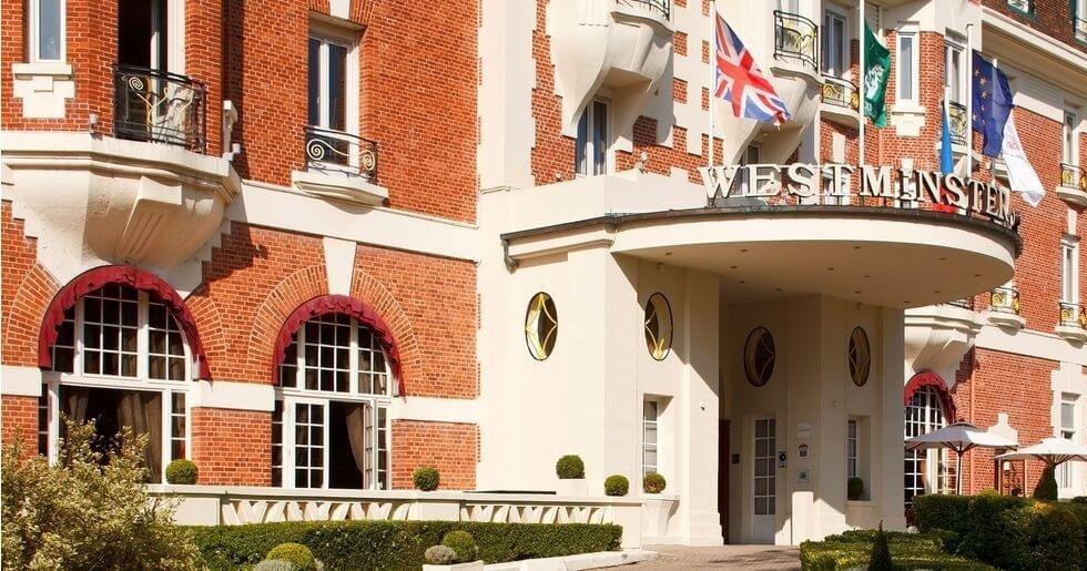 Barrière annonce la rénovation de l'Hôtel Le Westminster au Touquet - TendanceHotellerie